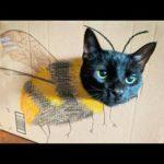 Les chats les plus drôles 😹 - N'essayez pas de vous retenir de rire 😂 - La vie des chats drôles