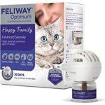 Feliway Optimum - Anti-Stress pour Chat - Kit