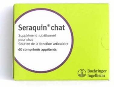 BOEHRINGER Ingelheim Seraquin - Soutien de la