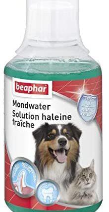 BEAPHAR - Solution haleine fraîche – Favorise la