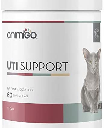 Animigo UTI Support pour Chat - Soin Urinaire