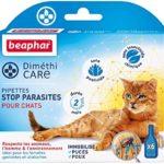 Beaphar - DiméthiCARE, pipettes stop parasites -